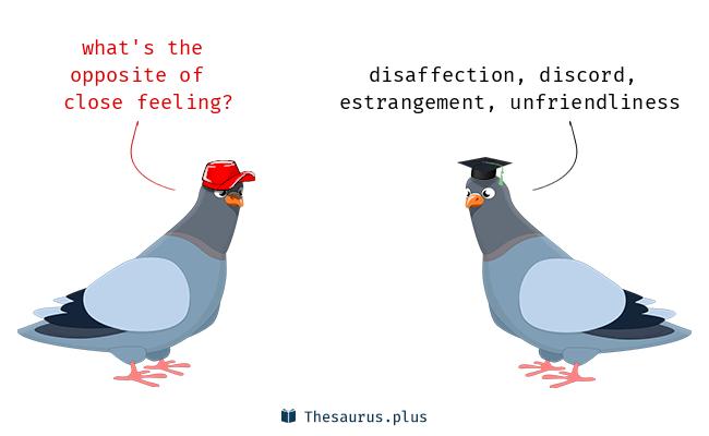 feeling antonyms