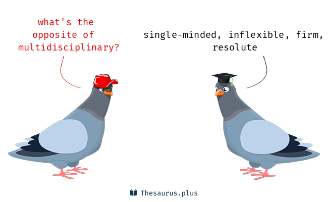 Single antonym