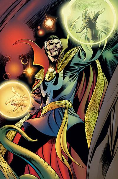 Comic Book / Doctor Strange