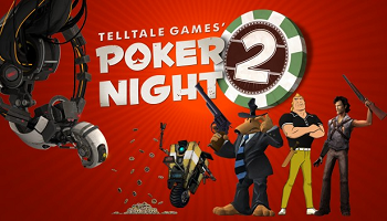 Video Game / Poker Night 2