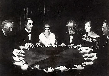 Spooky Seance