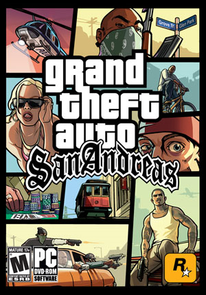 Video Game / Grand Theft Auto: San Andreas