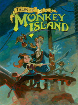 Video Game / Tales of Monkey Island