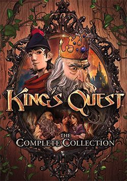 Video Game / King's Quest (2015)