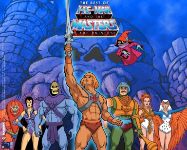Western Animation / He-Man and the Masters of the Universe (1983)
