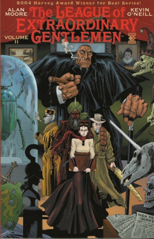 Comic Book / The League of Extraordinary Gentlemen