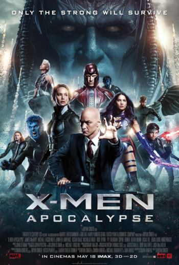 Film / X-Men: Apocalypse
