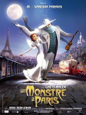 Western Animation / A Monster in Paris