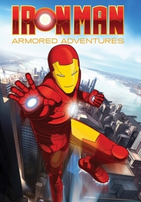 Western Animation / Iron Man: Armored Adventures