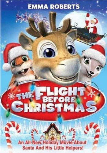 Western Animation / The Flight Before Christmas