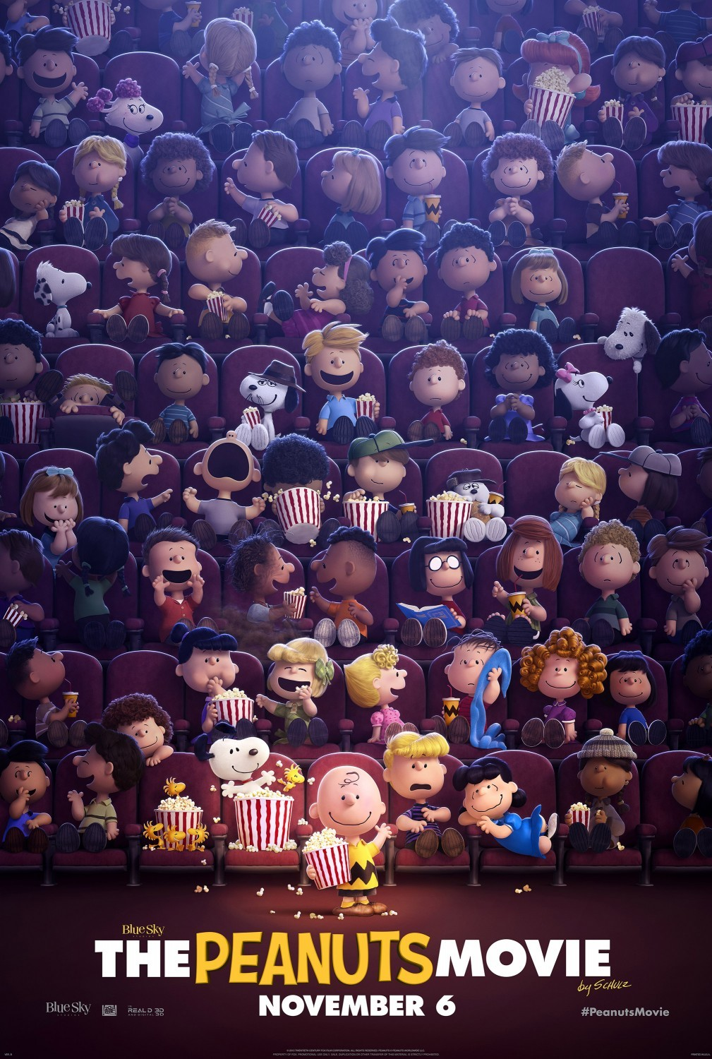 Western Animation / The Peanuts Movie