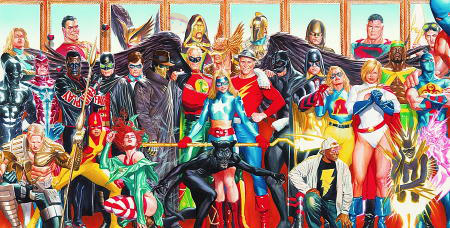 Comic Book / Justice Society of America