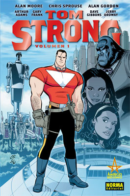 Comic Book / Tom Strong