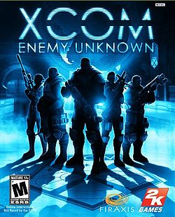 Video Game / XCOM: Enemy Unknown