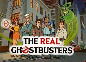 Western Animation / The Real Ghostbusters