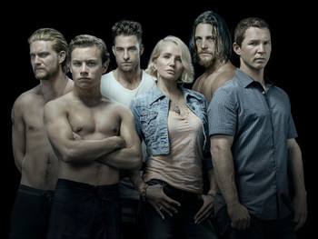 Series / Animal Kingdom