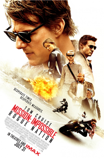 Film / Mission: Impossible – Rogue Nation