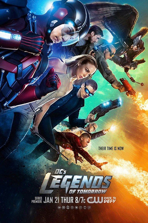 Series / Legends of Tomorrow