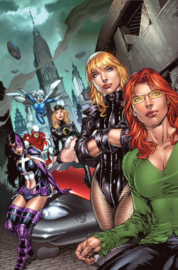Comic Book / Birds of Prey