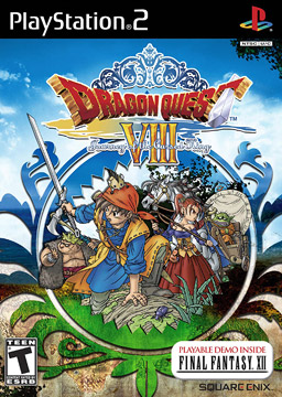 Video Game / Dragon Quest VIII
