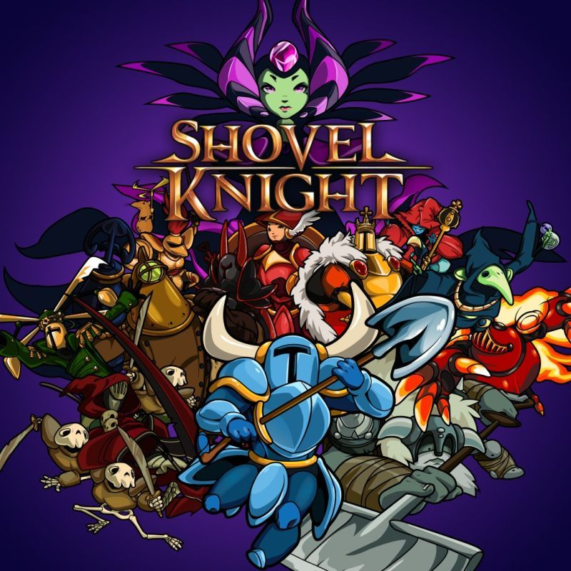 Video Game / Shovel Knight
