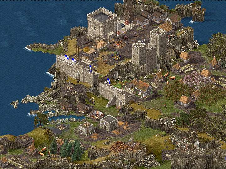 Video Game / Stronghold