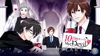 Visual Novel / 10 Days with My Devil