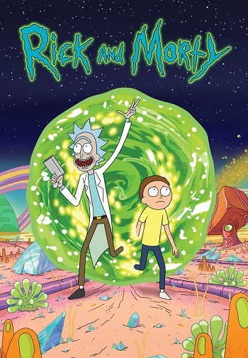 Western Animation / Rick and Morty