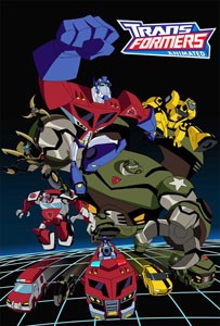 Western Animation / Transformers Animated