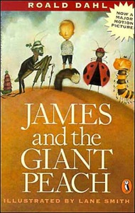 Literature / James and the Giant Peach