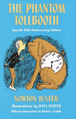 Literature / The Phantom Tollbooth