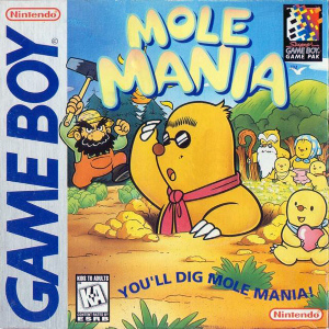 Video Game / Mole Mania