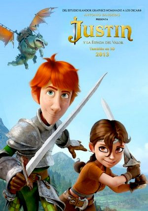 Western Animation / Justin and the Knights of Valour