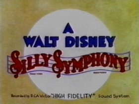 Western Animation / Silly Symphonies