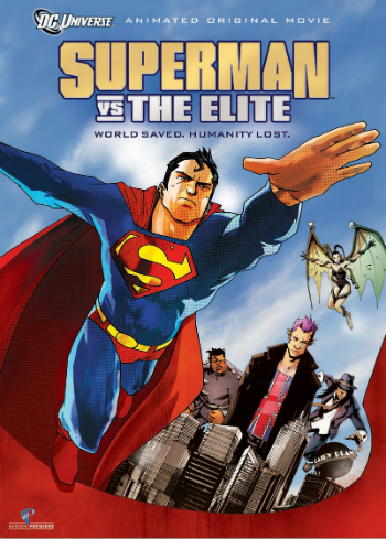 Western Animation / Superman vs. the Elite