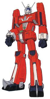 Anime / Space Runaway Ideon