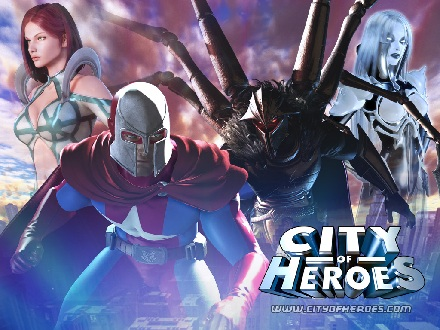 Video Game / City of Heroes