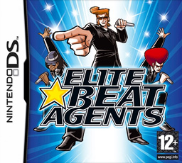 Video Game / Elite Beat Agents