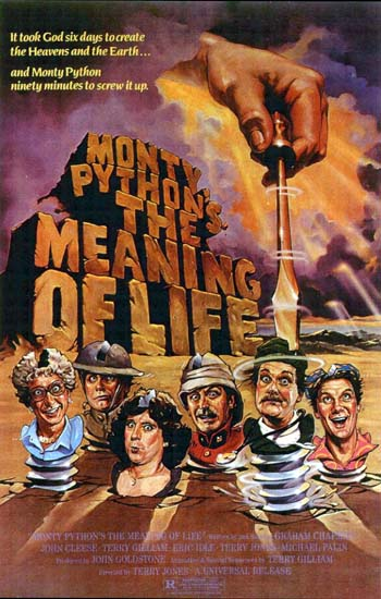 Film / Monty Python's The Meaning of Life