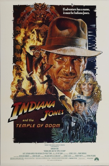 Film / Indiana Jones and the Temple of Doom