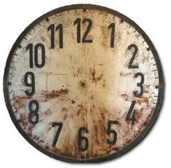 24-Hour Trope Clock