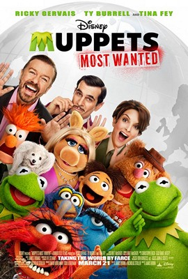 Film / Muppets Most Wanted