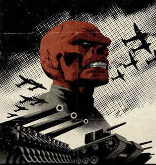 Comicbook / Red Skull