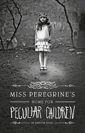 Literature / Miss Peregrine's Home for Peculiar Children