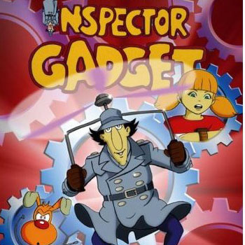 Western Animation / Inspector Gadget