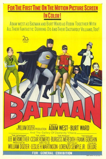 Film / Batman: The Movie