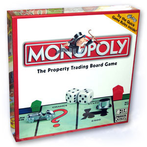 Tabletop Game / Monopoly
