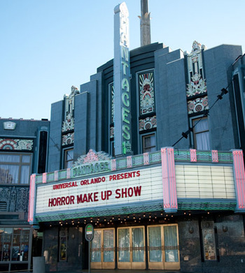 Theatre / Universal's Horror Make-Up Show