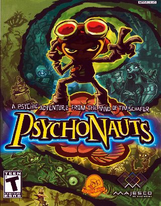 Video Game / Psychonauts