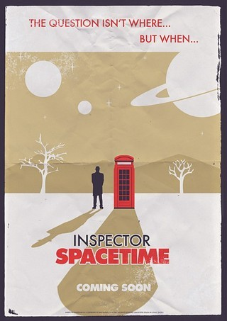 Just For Fun / Inspector Spacetime